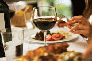 Острые блюда и алкоголь
