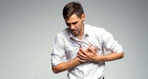 Болевой синдром в грудной клетке