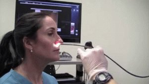 Процедура эзофагоскопии