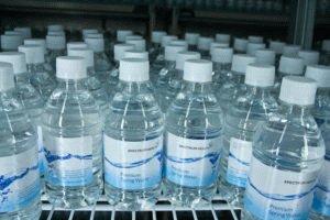 Высокоминерализированная вода