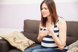 Рефлюкс при беременности