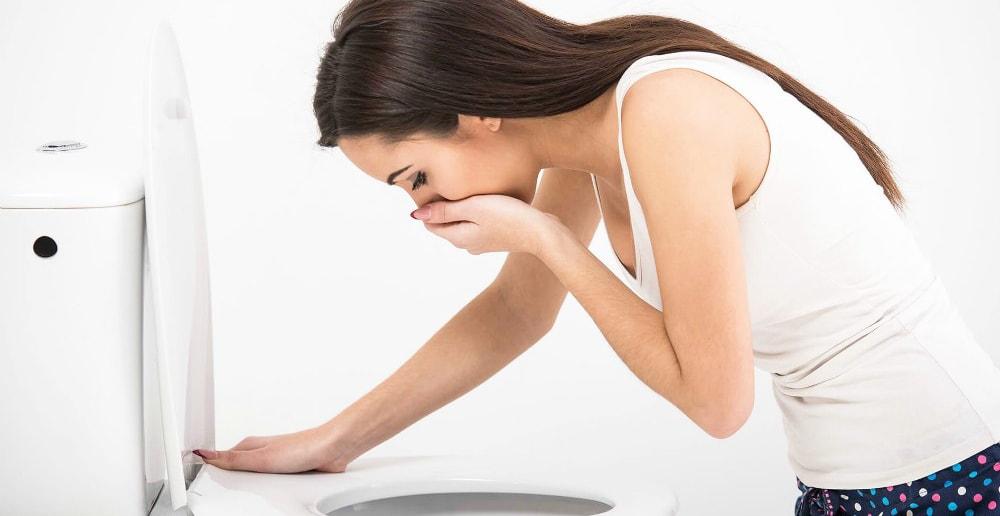Причины тошноты при всд и способы избавления от приступов