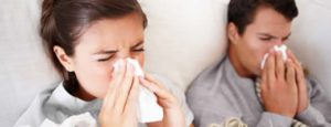Заболевание грипп