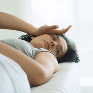 Отравление у беременной