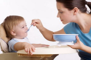 Прикорм у ребёнка