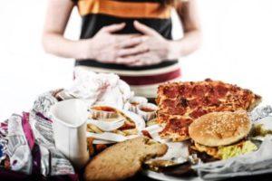 Нездоровое питание