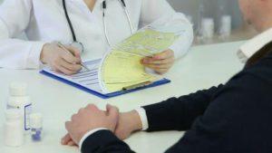 Диагностика здоровья пациента
