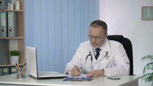 Назначение анализов врачом