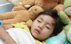 Менингит у ребёнка