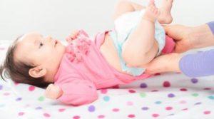 Диарея у малыша
