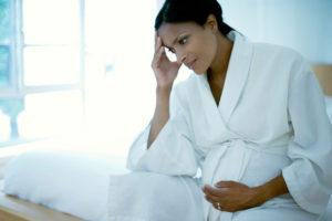 Токсикоз беременной