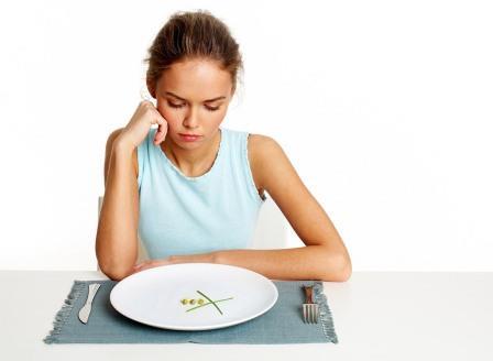 Тошнит от еды и нет аппетита длительное время: причины и что делать