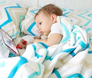 Постельный режим для малыша