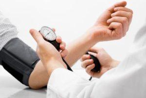 Пониженное артериальное давление