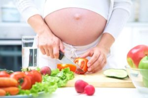 Питание беременной