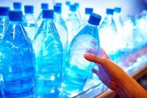 Чистая вода без добавок