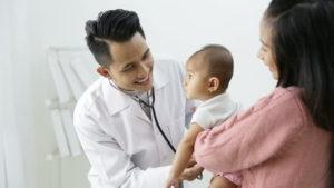 Анализ здоровья малыша