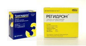 Регидратирующие препараты