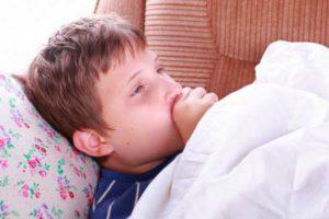 Ощущение тошноты при простуде