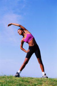Разогревание мышц