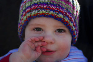 Тошнота у ребёнка