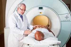 МРТ пациента
