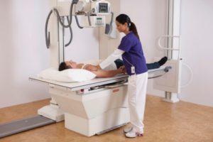 Аппарат рентгеновского облучения
