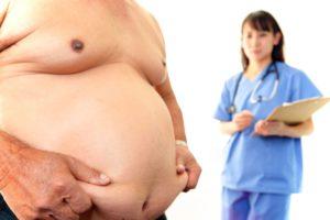 Ожирение пациента