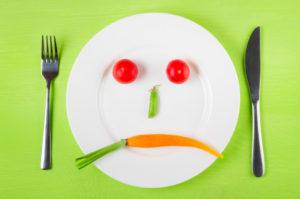 Ограничение еды