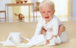 Дисбиоз кишечника у ребёнка