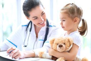 Назначение лекарства педиатром