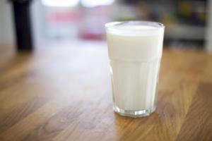 Тёплое молоко