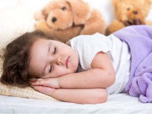 Постельный режим ребёнка