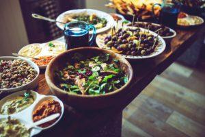 Употребление экзотической пищи