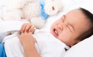 Гастроэнтерит у малыша