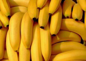Полезны спелые бананы