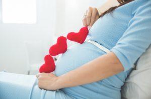 Беременное положение