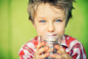 Чистая вода для ребёнка