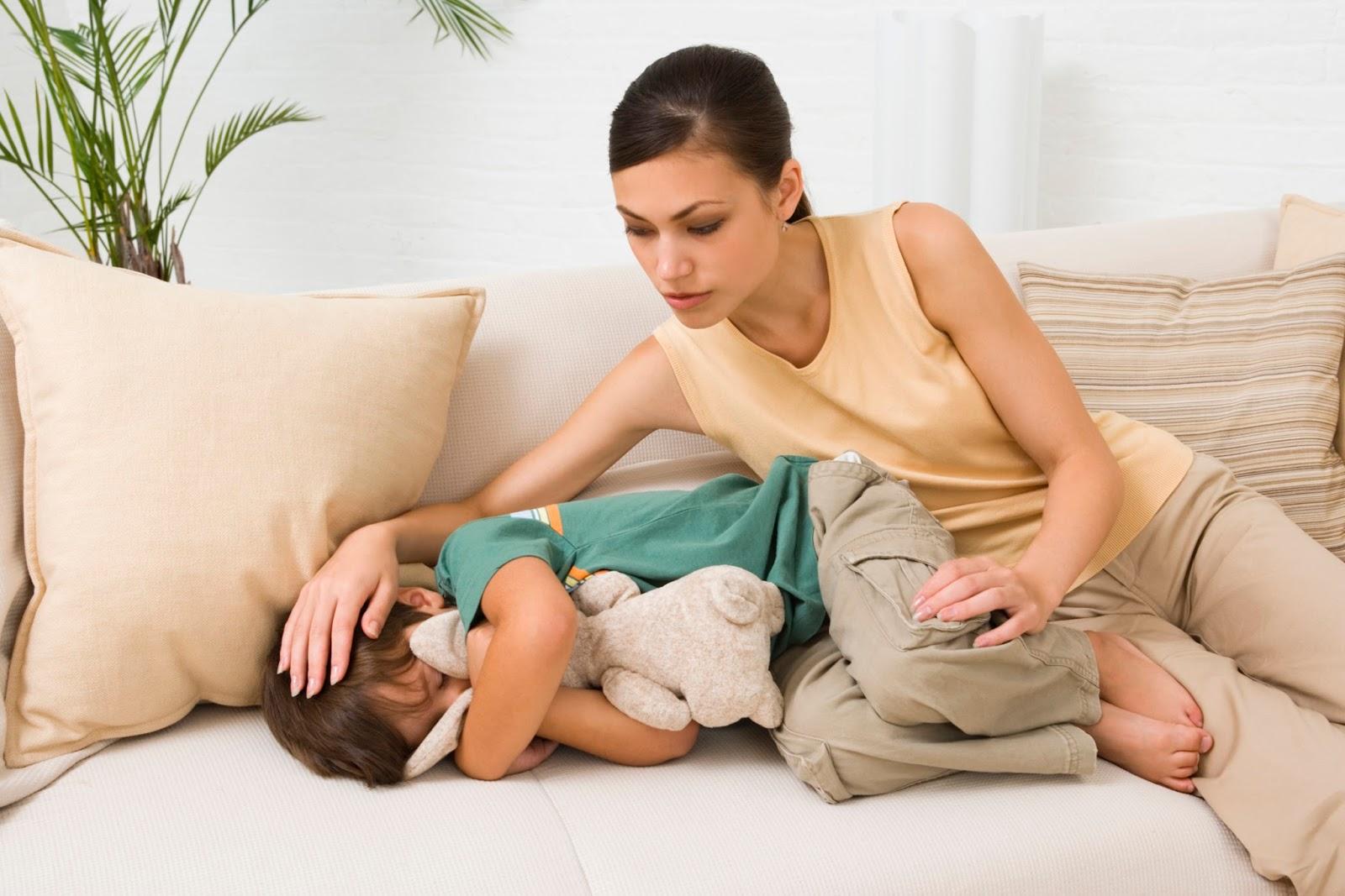 Ребенку 2 5 года температура и понос