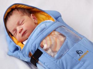 Согревание младенца