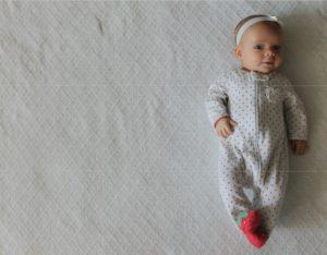Месячный ребёнок