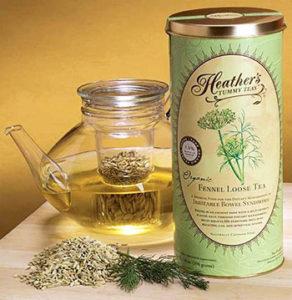 Лекарственный чай с фенхелем