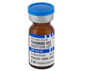 Препарат Тиамин