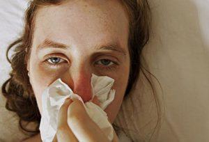 Инфекционное заболевание человека