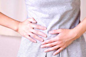 Болезненность в области желудка