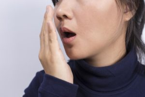 Изо рта пахнет ацетоном
