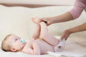 Облегчение младенца