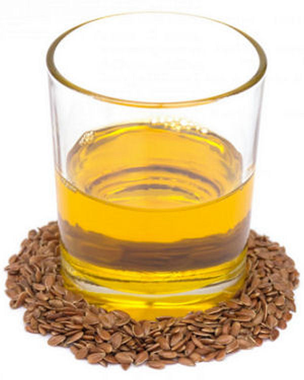 Как принимать льняное масло при запорах и помогает ли оно