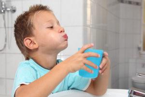 Гигиена зубов малыша