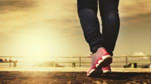 Медленная ходьба